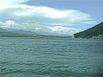 Lake between Haiti and the DR